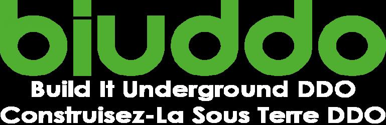 """BIUDDO """"Build It Underground DDO"""""""
